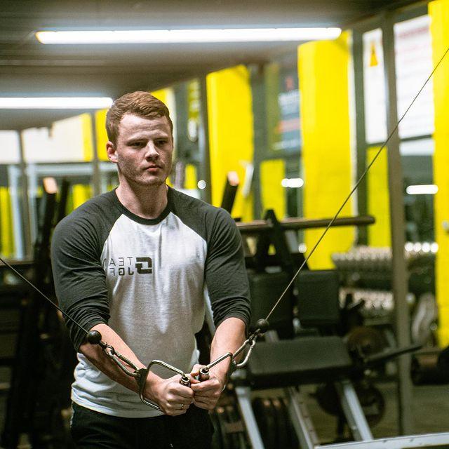 Jack Gadd - In Gym