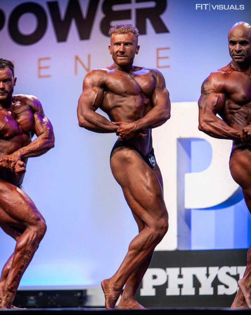 TMCycles - Bodypower Stage Shot 2