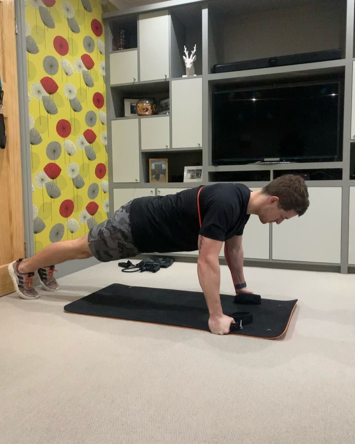 Max LDN Muscle - Press Up